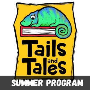 Tails and Tales summer library program